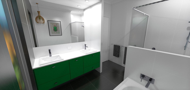 Astounding Kitchen Bathroom Designer Perth 3D Visualisation Largest Home Design Picture Inspirations Pitcheantrous